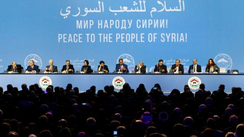 Committee set up to reform Syrian constitution after Sochi talks