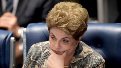 Dilma Rousseff stripped of Brazilian presidency