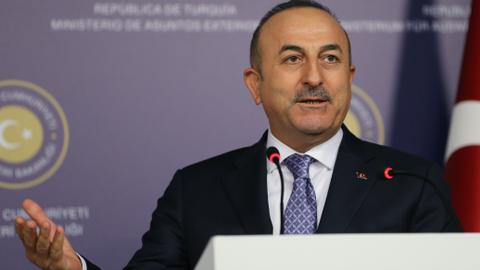 US support to YPG jeopardises Turkey's security: Cavusoglu