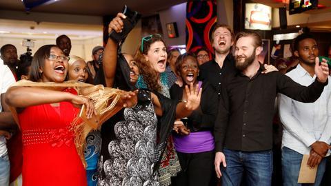 Kenyan and German filmmakers celebrate Oscar nod