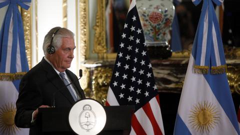 US considering Venezuela oil sanctions