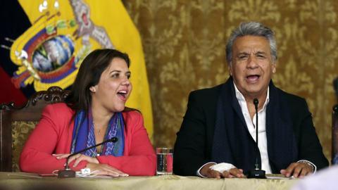 Ecuador voters bar ex-president Correa from comeback