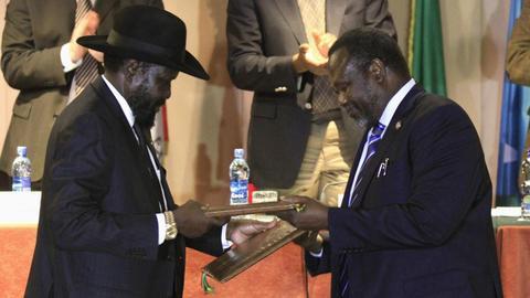 Ethiopia reignites talks to end civil war in South Sudan