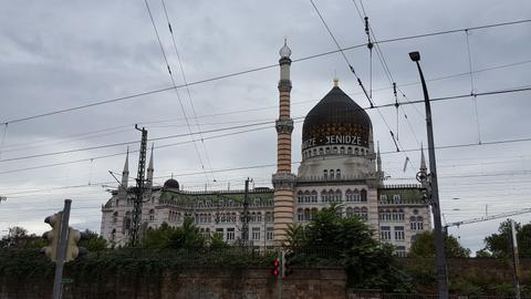 Germany's century-old 'Tobacco Mosque'