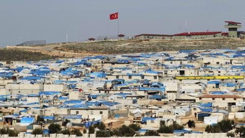 Three killed in YPG attack on Syrian refugee camp