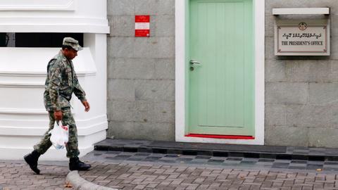 Maldives highest court makes U-turn on dissident release