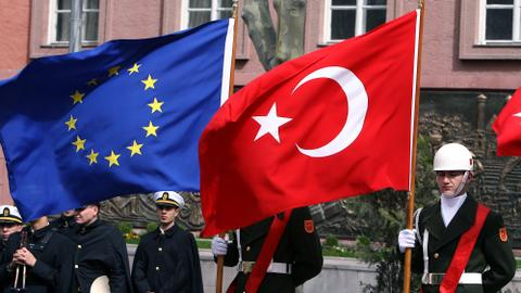 Turkey tells EU all conditions met for visa-free travel