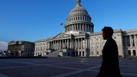 House Democrats unveil measure to re-open government