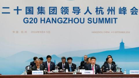 Disputes and discussions abound at G20