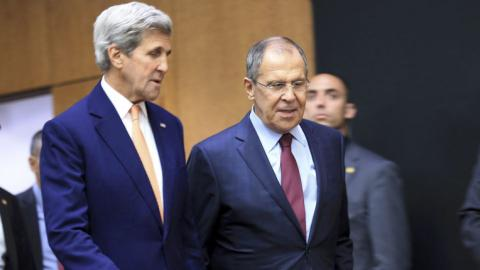 US-Russia talks on Syria end without deal