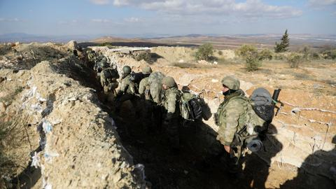 Second phase of Afrin operation begins