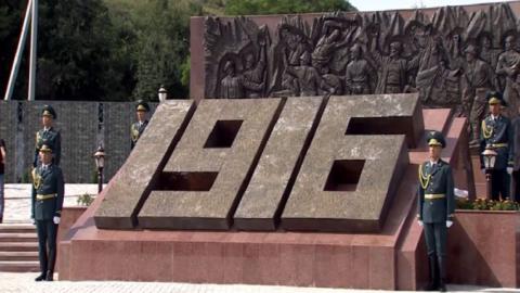 Remembering the dead in Kyrgyzstan