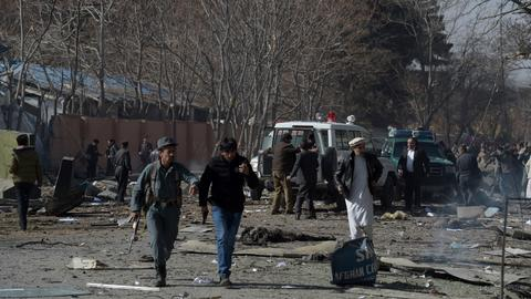 Over 10,000 Afghan civilians killed or wounded in 2017 attacks, UN says