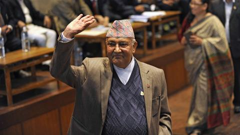 Nepal gets new Communist prime minister after landmark polls