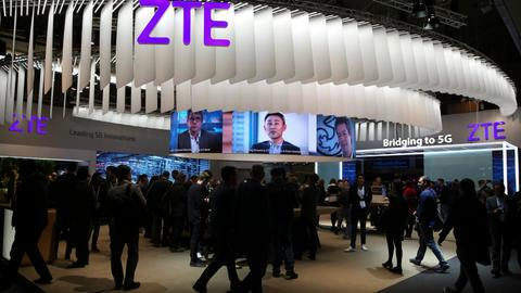 China's ZTE says it's trustworthy partner after US concern