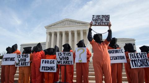 A UK-US torture partnership? Leading rights group calls for inquiry