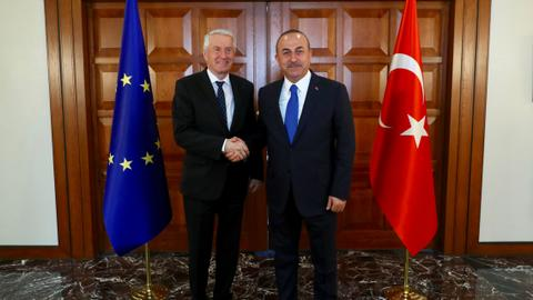 Europe and Turkey need each other, CoE chief says