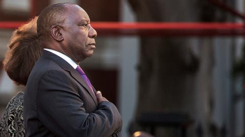 'New dawn' for South Africa, says new President Ramaphosa