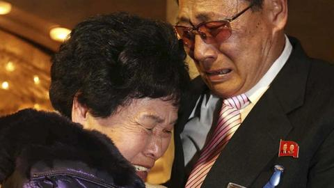 Koreans separated by war hope for reunion