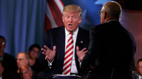 Trump says Putin is a better leader than Obama