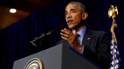 Obama says he's not ready to give up on closing Gitmo