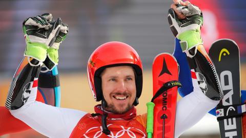 Hirscher gets gold again, Braaten wins slopestyle