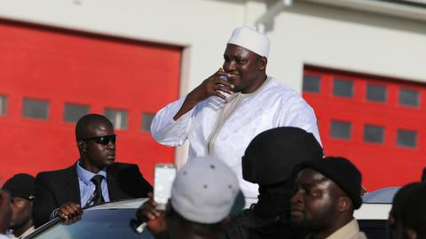 Gambia announces 'moratorium' on death penalty