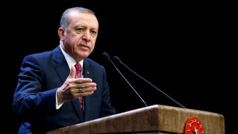 Erdoğan says no Syria plan possible without Turkey's consent