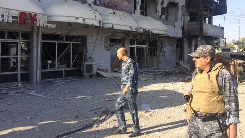 Daesh ambushes Iraqi Shia-led force, killing 27 fighters