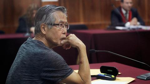 Peru court orders Fujimori tried for 1992 mass killing