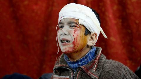 Eastern Ghouta death toll reaches 190