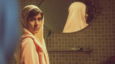 Ava:  a strong-willed teenager defies the rules in Tehran