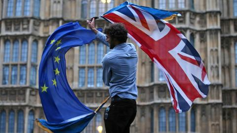 Is a divided Britain changing its mind on Brexit?