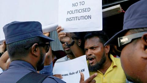 Maldives extends state of emergency for another month