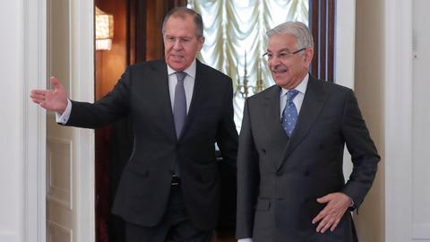 Pakistan and Russia warn of increasing Daesh presence in Afghanistan