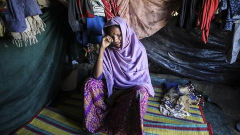 Rohingya survivors of sexual violence seek psychological support