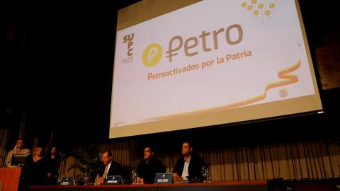 Venezuela launches new cryptocurrency 'petro'