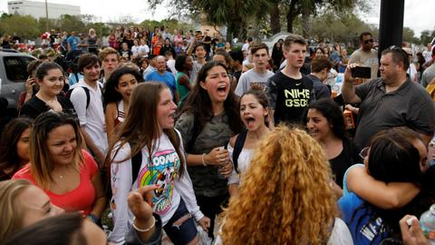 Another student suicide from Florida massacre school reported