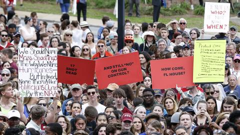 Oregon becomes first state since Florida shooting to ok gun control bill