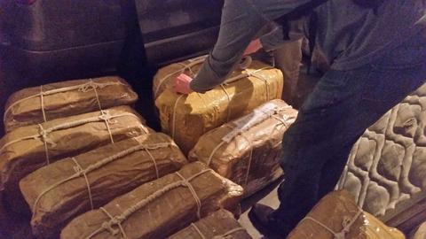 Drug seizure at Russian embassy in Argentina leads to arrests