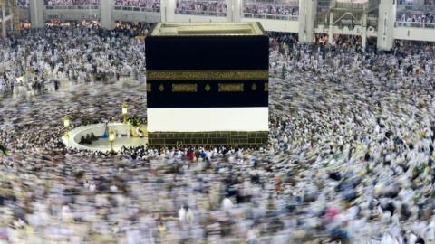 Nearly 1.5 million Muslims begin annual Hajj pilgrimage