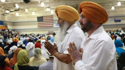 Being Sikh in the war on terror means facing increasing profiling