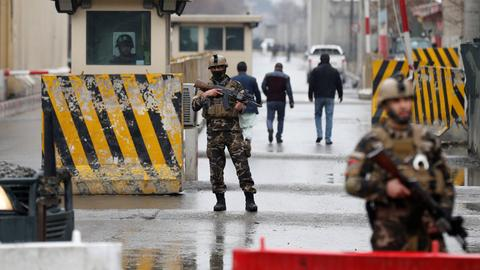 Taliban attack in Afghanistan's Farah province kills 18 soldiers