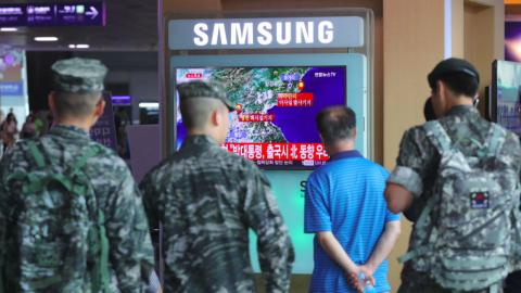 South Korea says Pyongyang ready for more nuclear tests