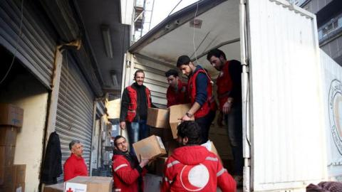 Turkey counting on Syrian ceasefire to deliver aid