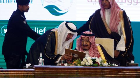 Saudi king replaces top commanders in military shake-up