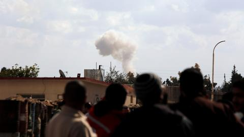 Over 600 killed in latest regime offensive against eastern Ghouta