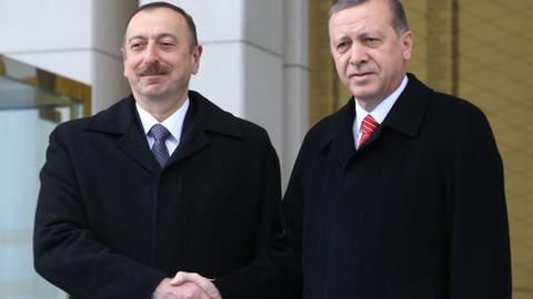 Turkey and Azerbaijan share defence goals