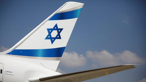 Sky-high competition: Israel's airline seeks help to fly over Saudi Arabia