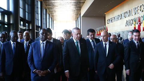 Turkey and Senegal to continue cooperation against FETO